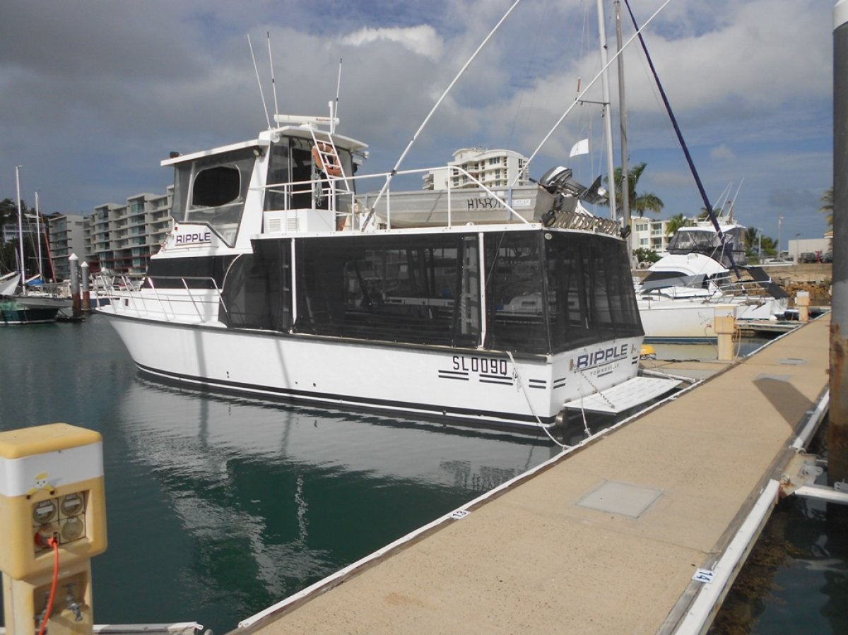 Chivers Multi Purpose Commercial Vessel