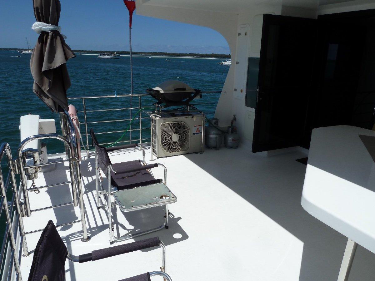 Eagle Catamaran Home Cruiser 15.5M