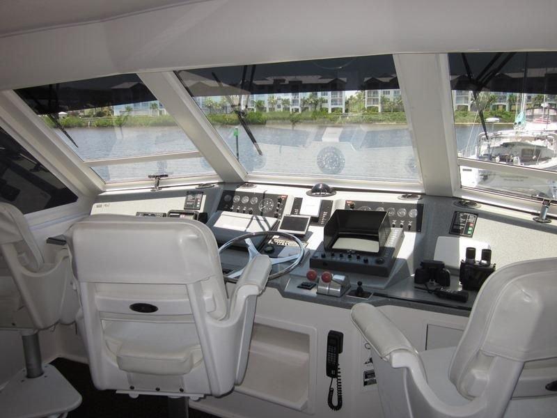 Viking 60 Cockpit Sport Yacht