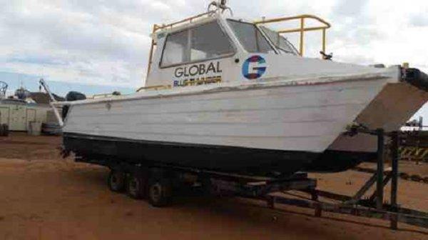 9.2m Work Boat / Crew Transfer Aluminium Cat