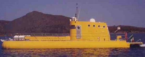 18.5m Underwater Viewing Tourism Vessel