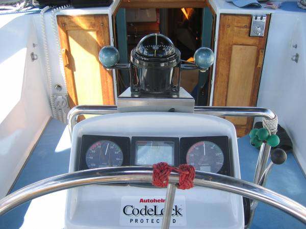 Roberts Pilothouse Cutter