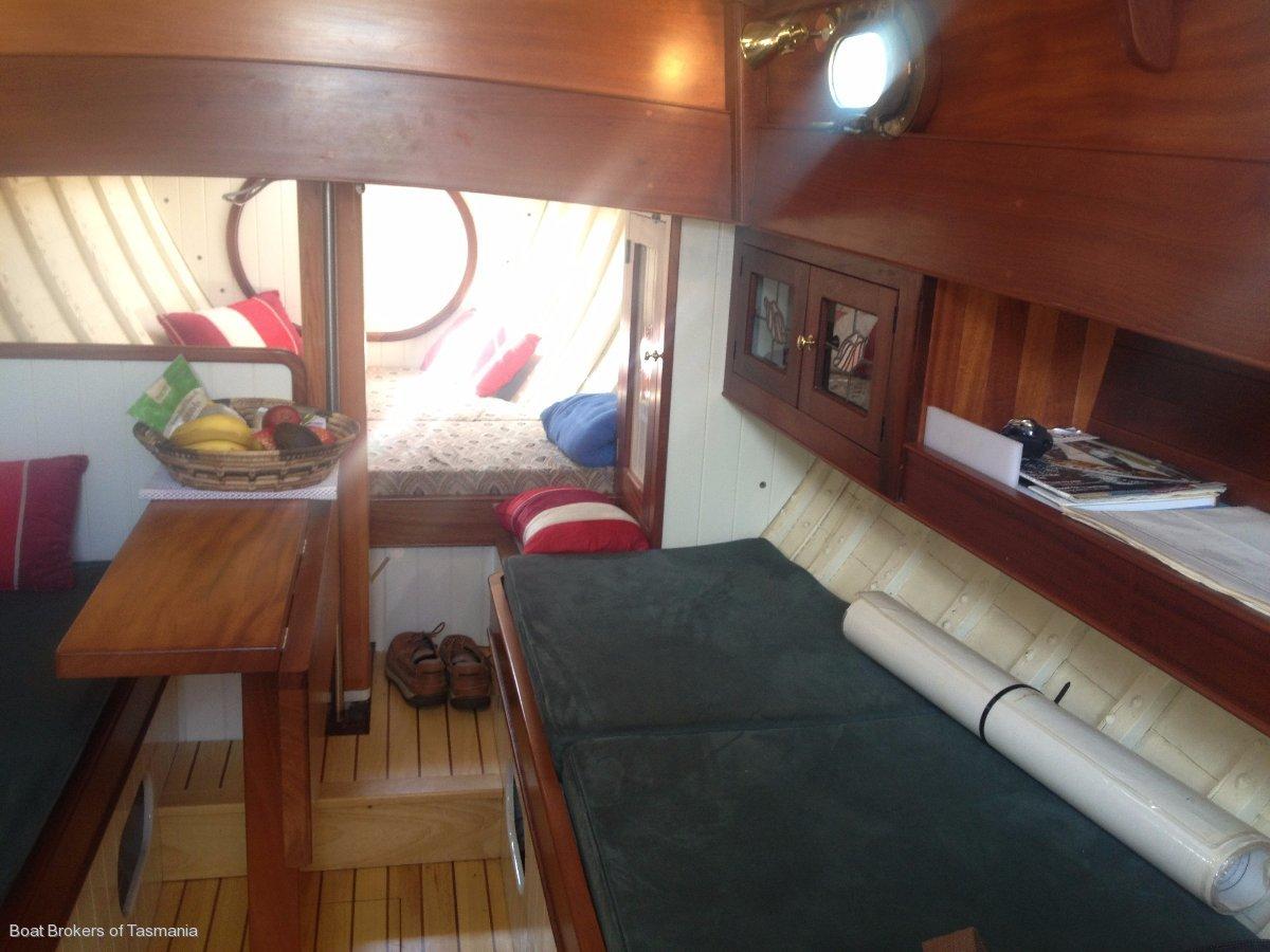 Abeking & Rasmussen Cruising Yacht