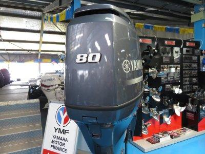 80hp Yamaha Sale