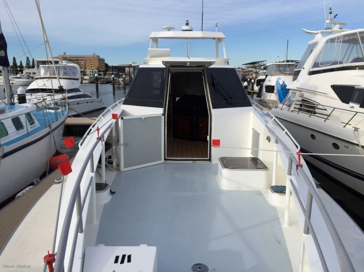 SBF Shipbuilders 21m Motor Yacht