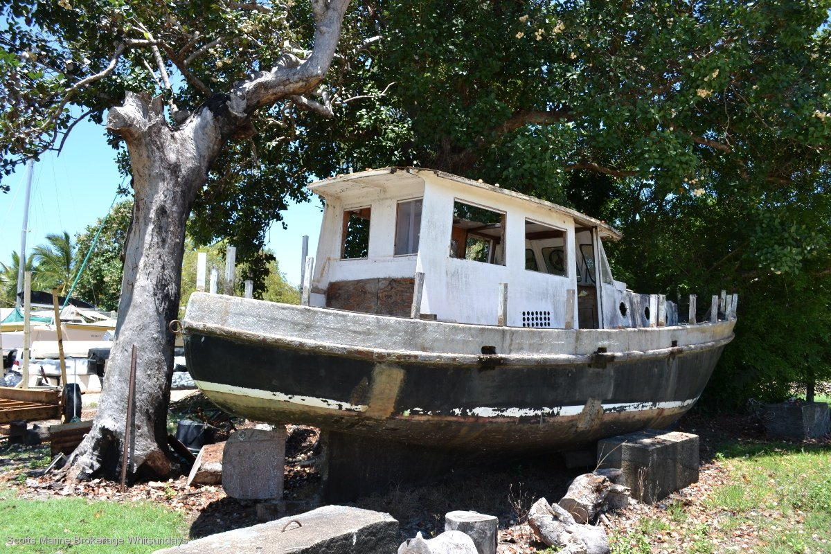 HUON PINE PROJECT BOAT