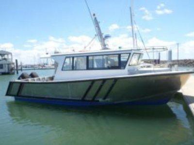 10m Crew Vessel