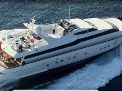 Falcon Flybridge Pilothouse Motor Yacht