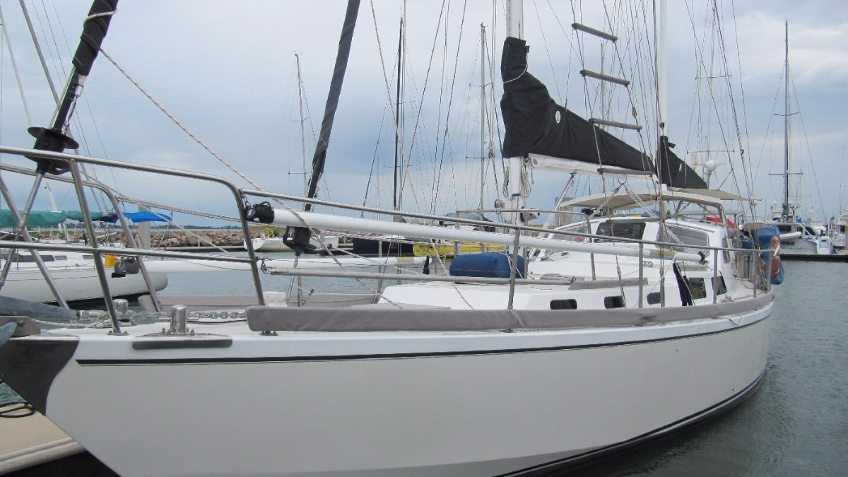 Roberts 47 Steel Ketch