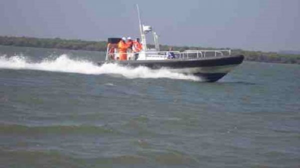 New 8.5m Fast Response Boat