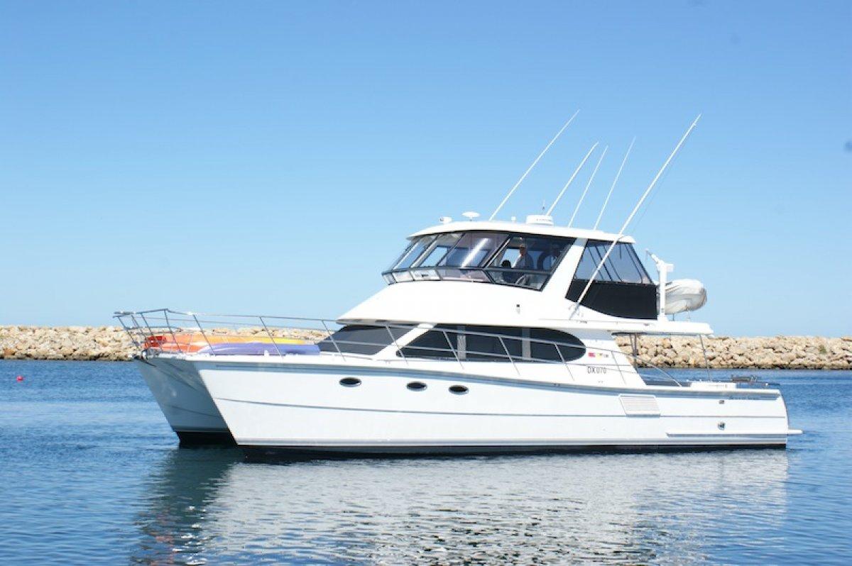 Brava 45 Power Catamaran 2007 Model