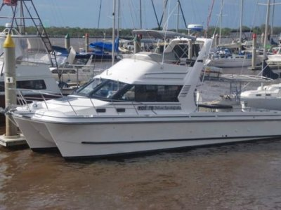 Noosa Cat Flybridge Sportscruiser