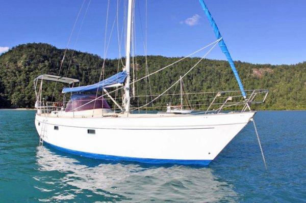 Nantucket 33 Islander (1/10th Share)
