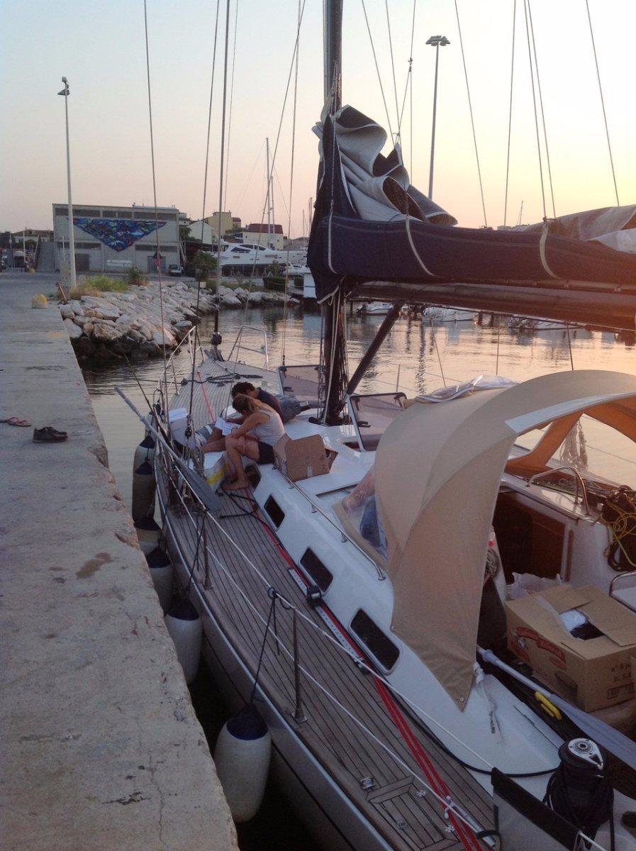 Finot 53 Sailing Yacht