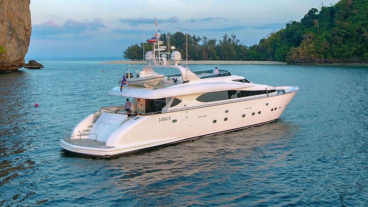 Fipa Italian Yachts Maiora 31 DP