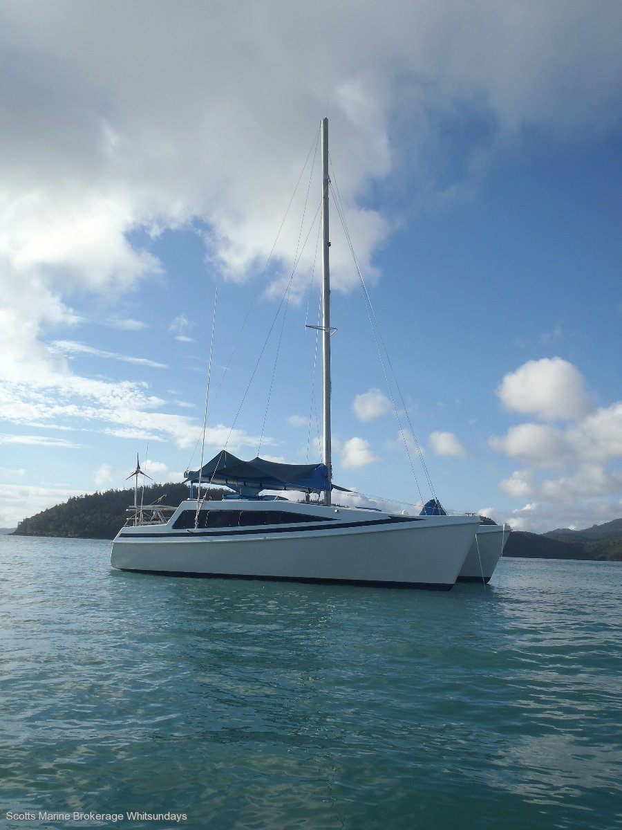 Crowther 10m CROWTHER 10 CATAMARAN
