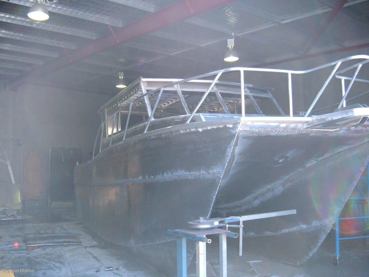 New Preston Craft 1050 Thundercat