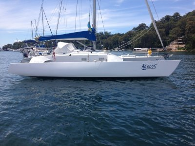 Crowther Trimaran