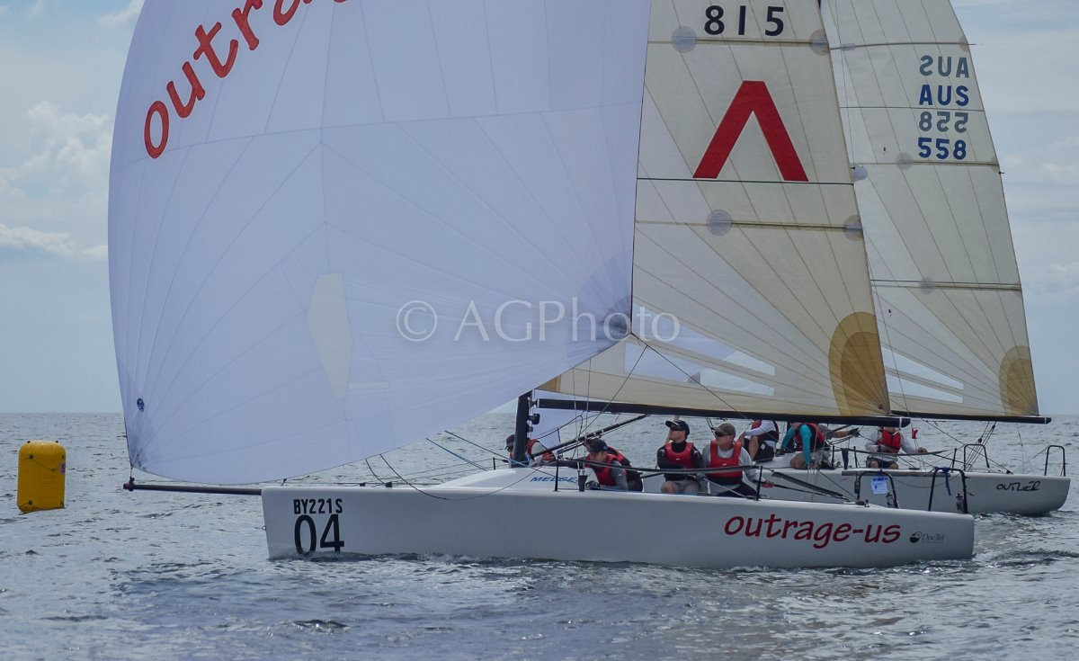 Melges 24 Competitive