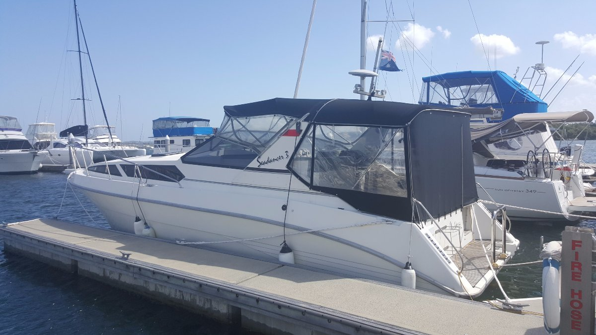 Seadancer 36 Sportscruiser