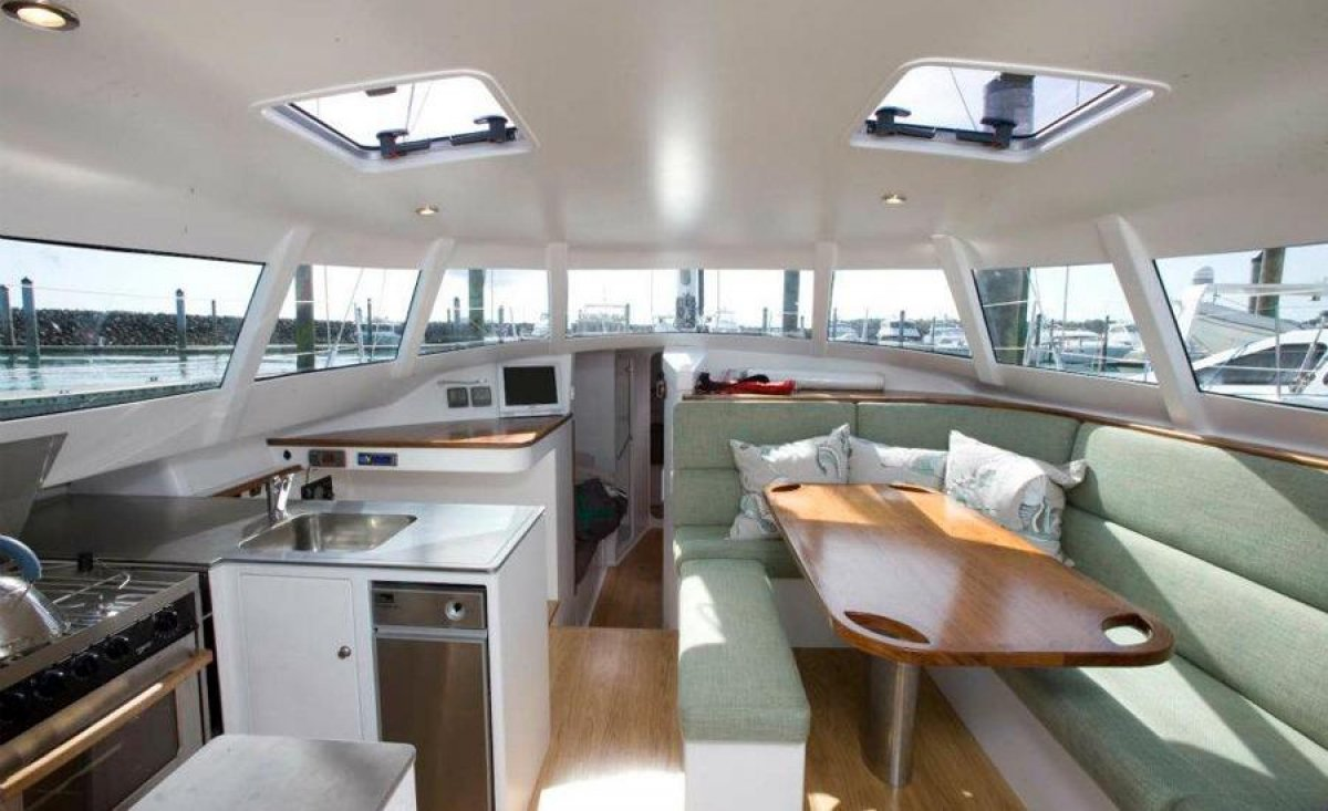 Sailing yacht - Elliott 1650 Performance Tourer