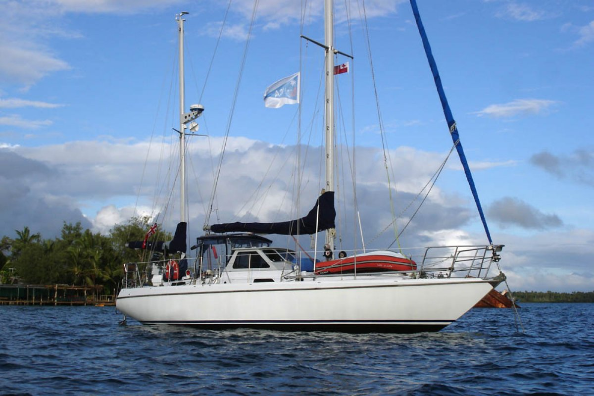 Laurent Giles Immaculate 45ft Cruising Ketch