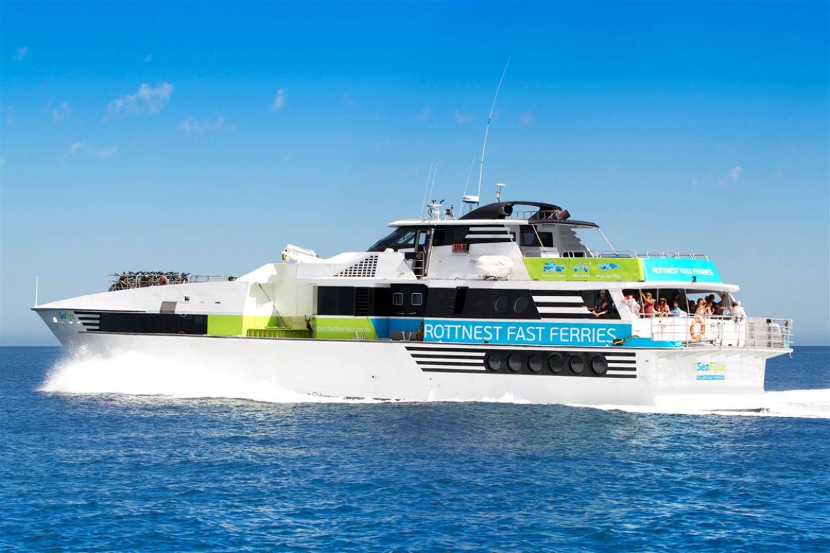 Wavemaster High Speed Ferry High Speed Monohull Passenger Ferry