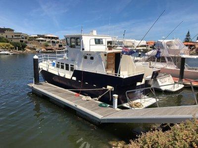 Custom Albany Boat