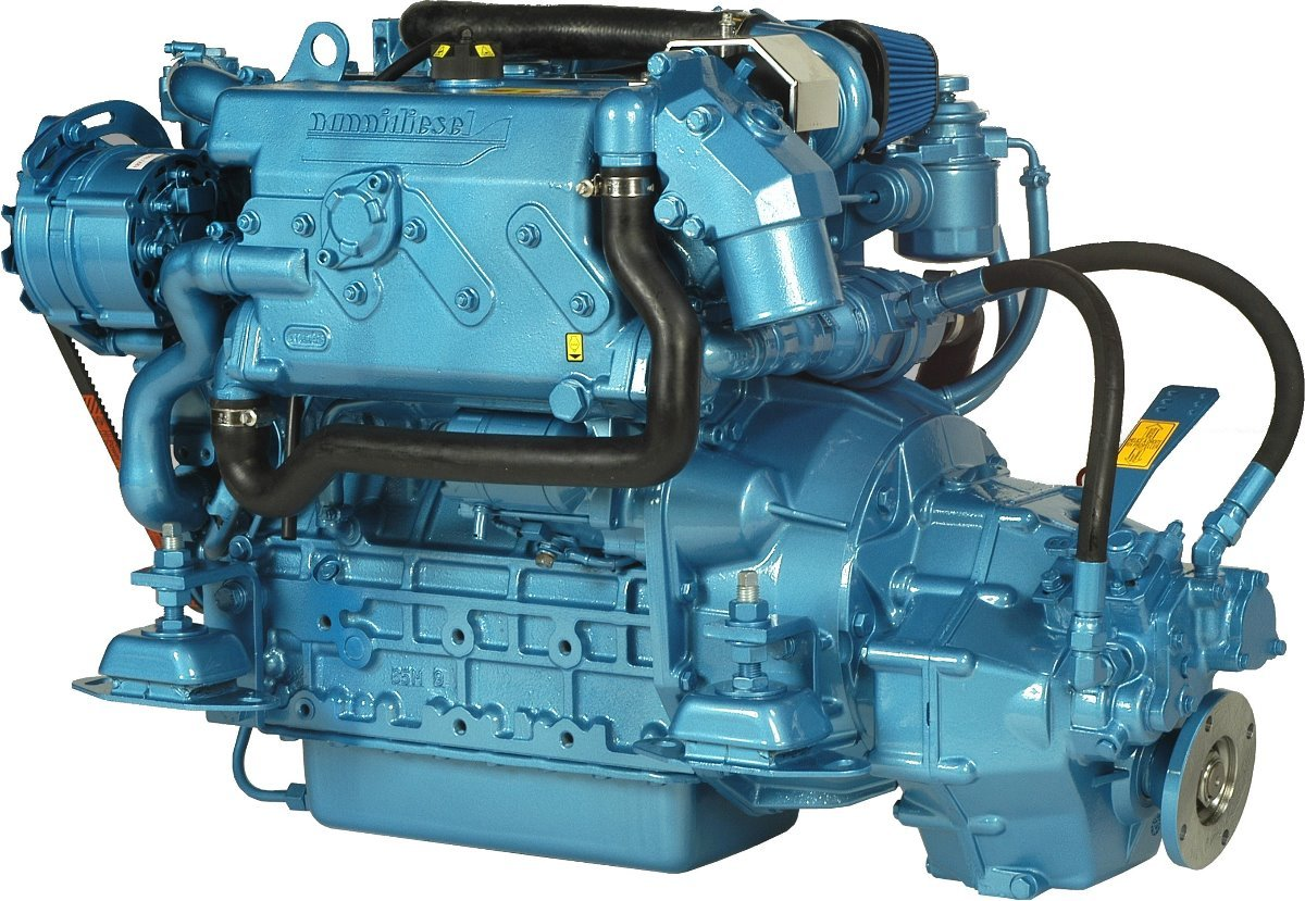 Used nanni marine engines for sale boats for sale yachthub for Reconditioned motors for sale