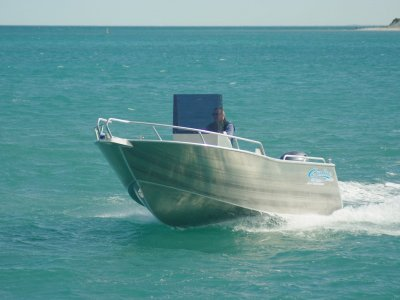 "Coraline ""SERIES II"" 550 RUNABOUT OR CENTRE CONSOLE"