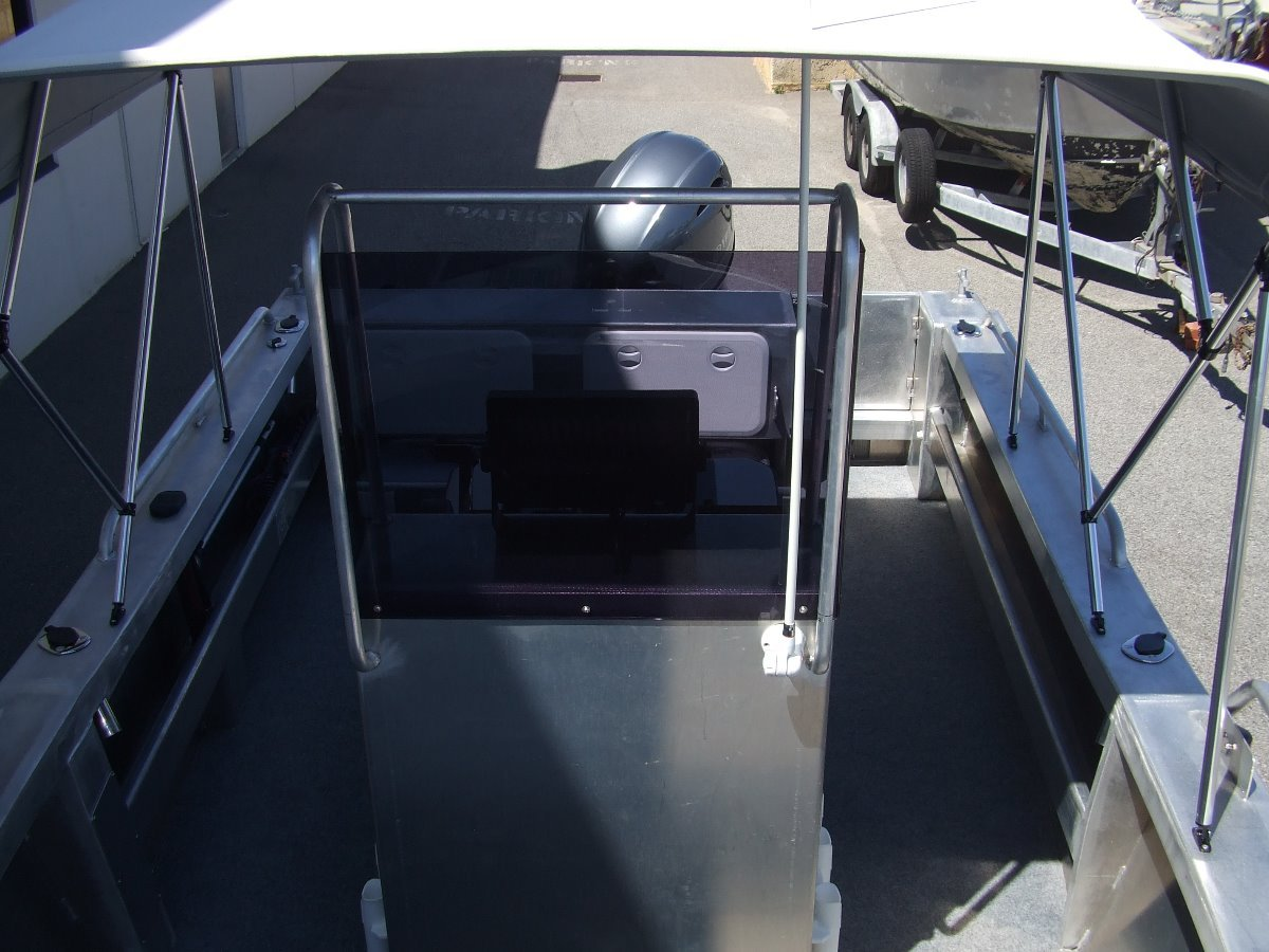 New Coraline SERIES II 550 RUNABOUT OR CENTRE CONSOLE