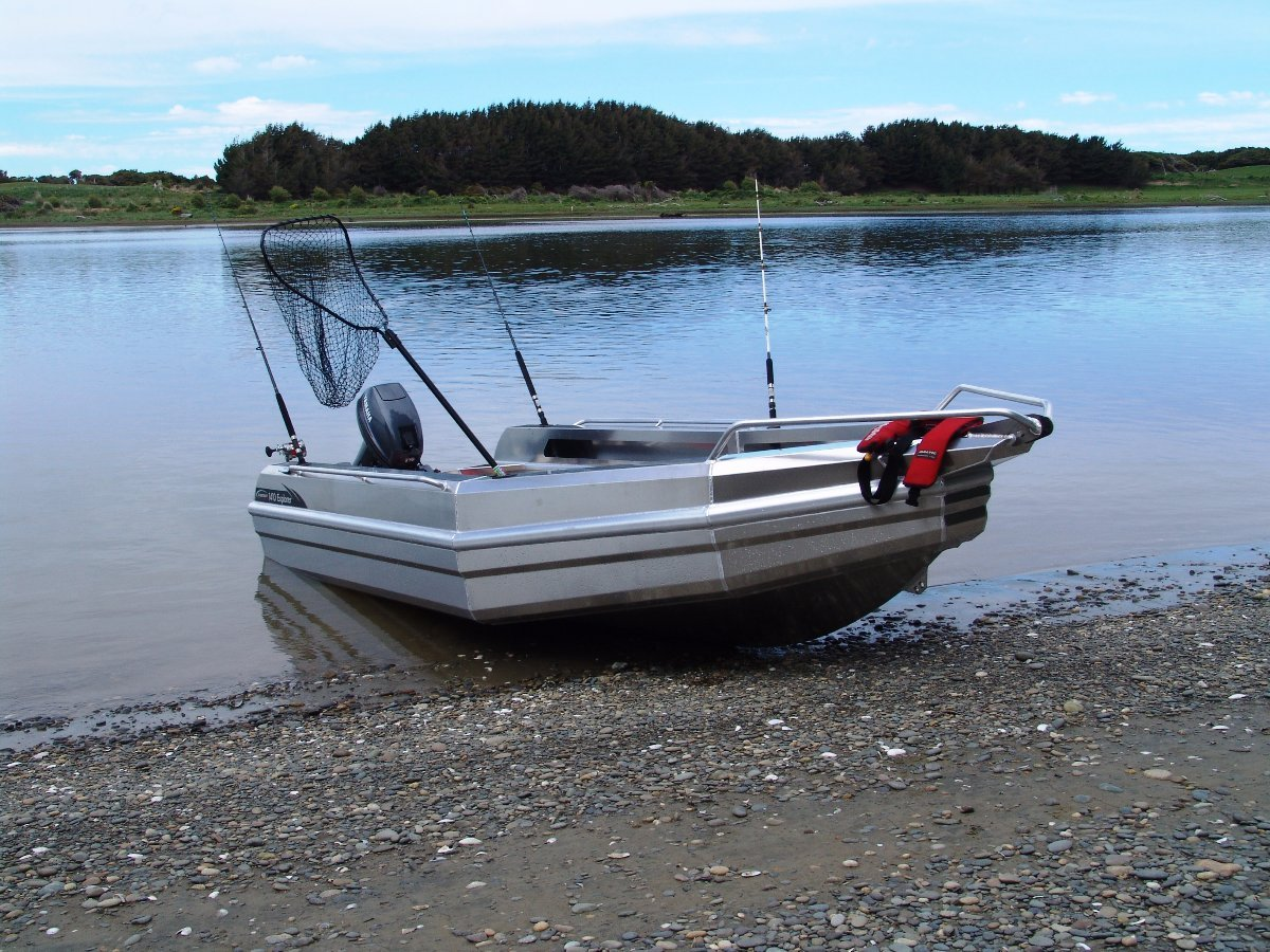 Stabicraft 1410 Explorer + Yamaha 25hp Four Stroke Outboard Motor