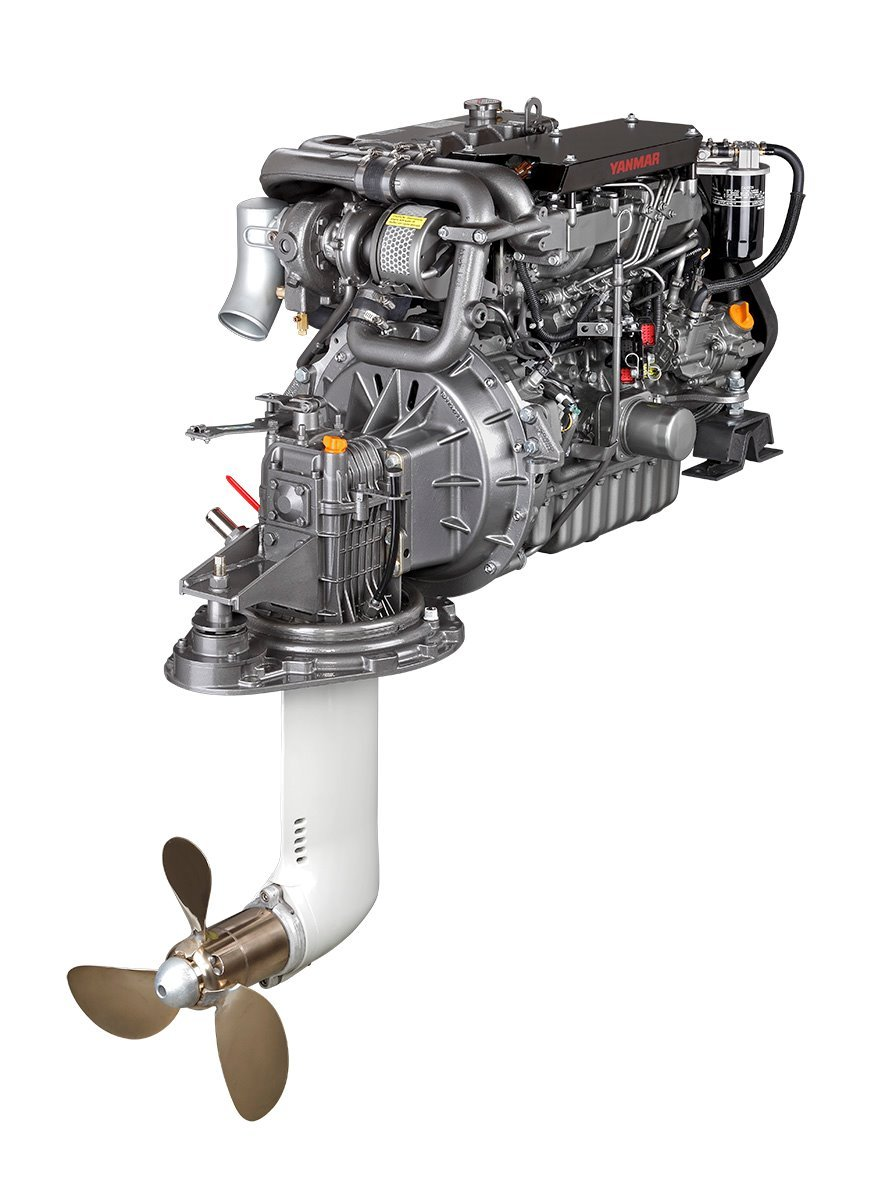 YANMAR MARINE ENGINES