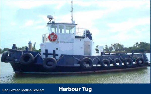 Custom 15M TUG
