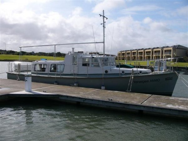 GM Army Workboat