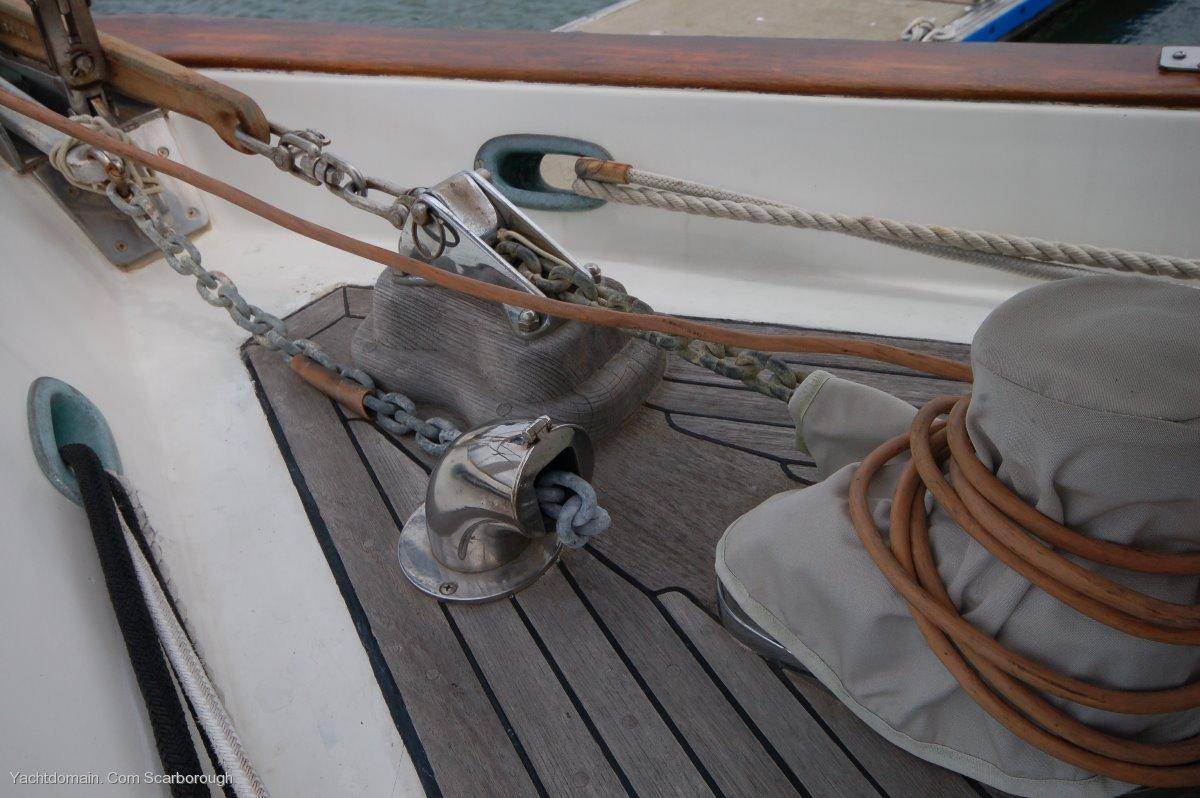 Celestial 48 Centre Cockpit Cruising Sloop
