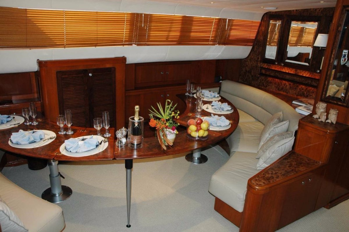 Superyacht - best Maxi 88 on the market