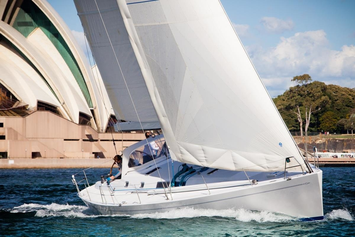 Frers 62 Built by Boatspeed