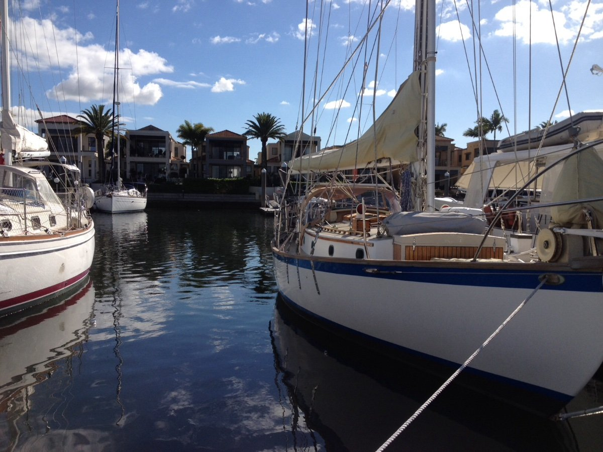 16 Metre Freehold Marina Berth on Gold Coast for Sale