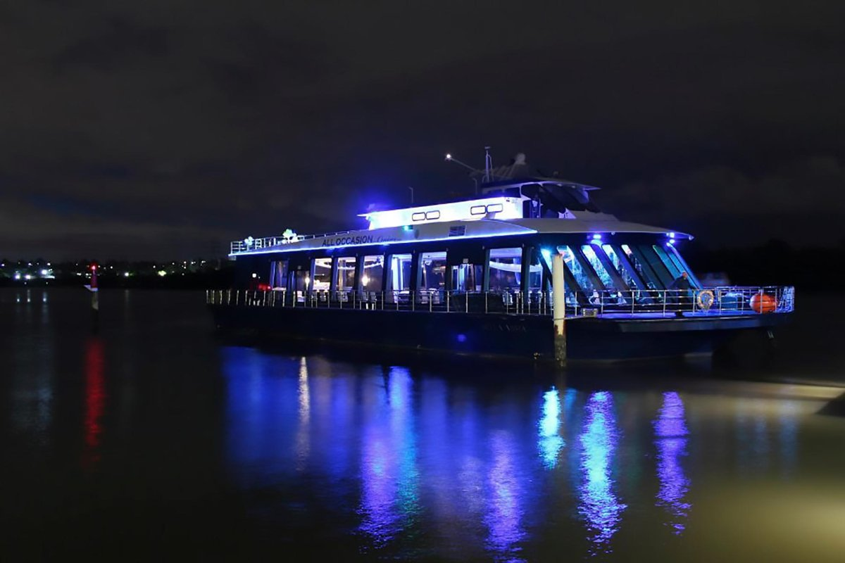 CHARTER CRUISE BUSINESS