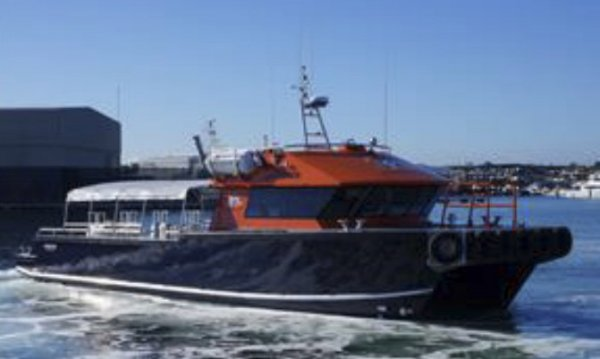 16m x 6m Jet Powered Commercial Catamaran/Workboat