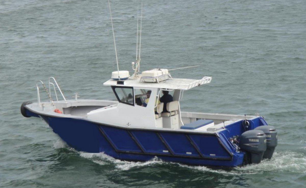 Marineline 8.4m Commercial Crew Transfer