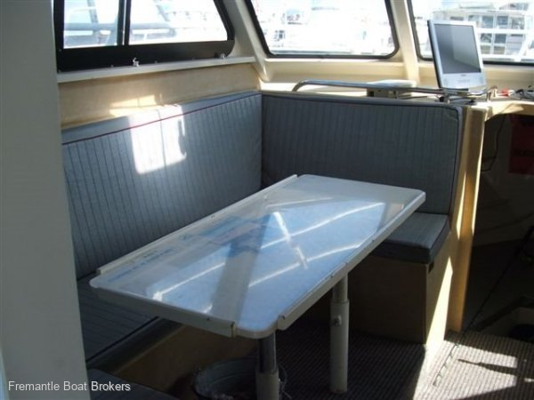 Seaquest Charter/Crew Supply Charter