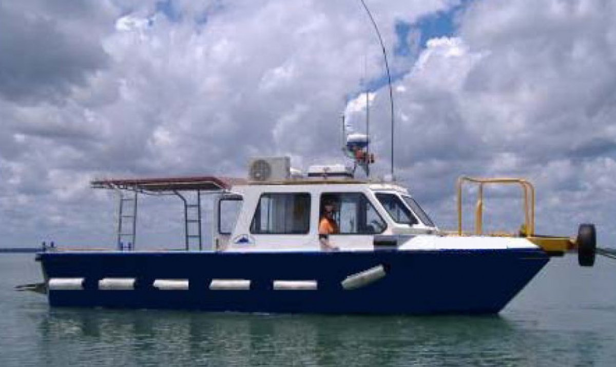10m x 2.6m Crew Transfer Vessel