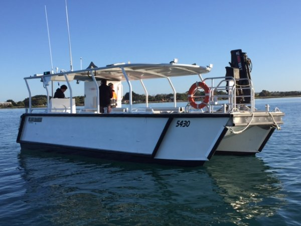 Elite 9 - Work / Dive / Passenger / Utility Catamaran