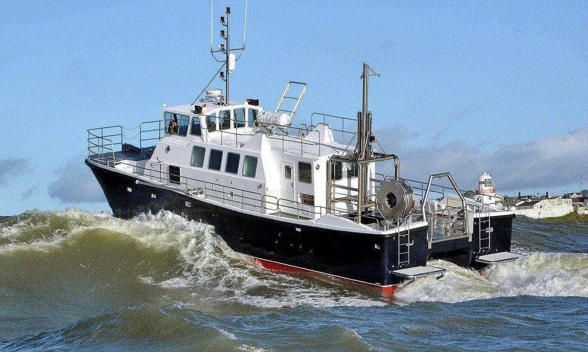 18m Multi-purpose Research & survey / Offshore Pat