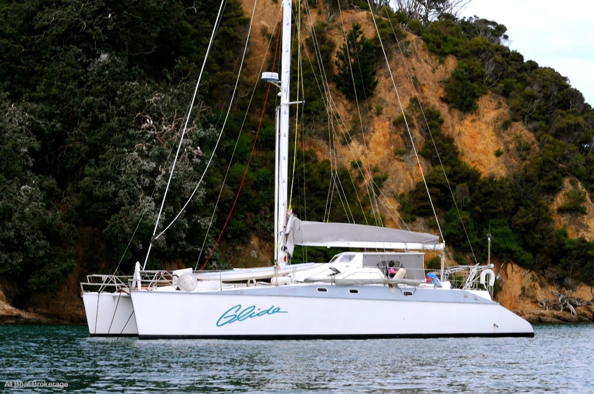 Privilege 14 7 Sailing Catamaran For Sale Fibreglass