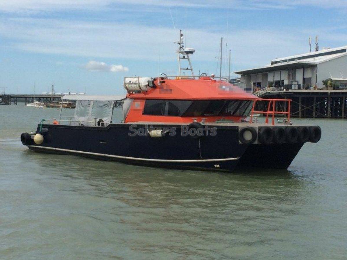 15m x 6m 2013 Built Commercial Crew Transfer