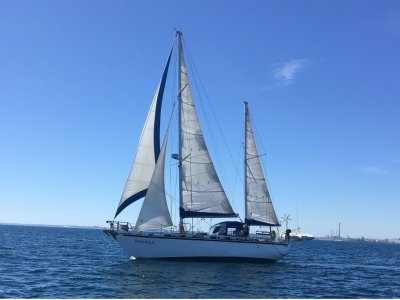 Roberts Mauritius Ketch (LARGE REDUCTION)- Click for more info...