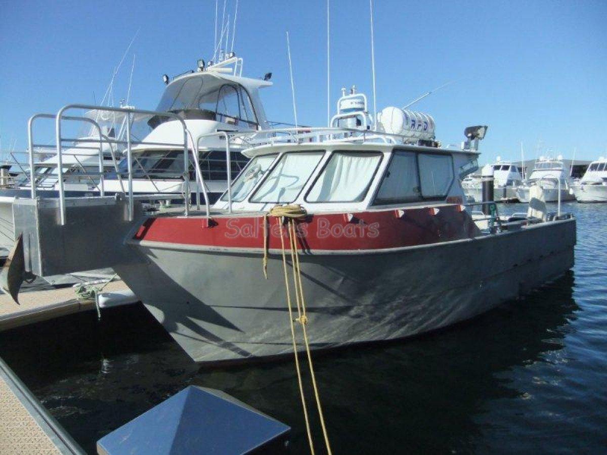 Seaquest 11m Charter Vessel
